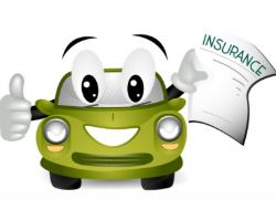 car rental rates includes full insurance 100%