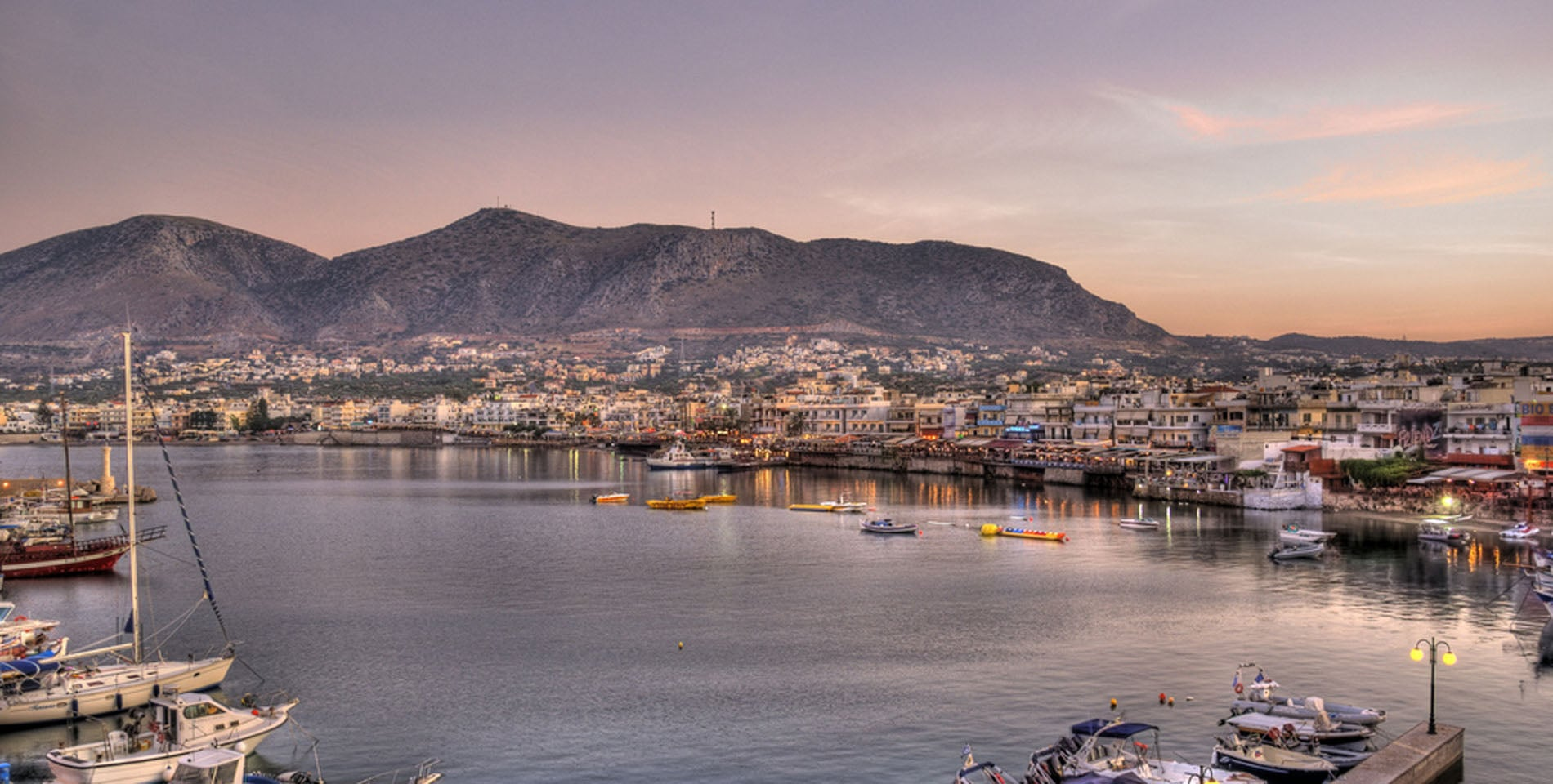 hersonissos crete car rental