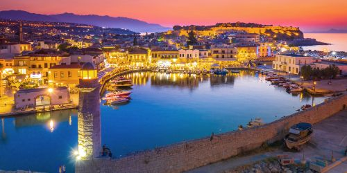 rethymno rent a car