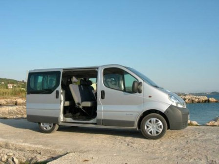 economy mini bus rental heraklio airport